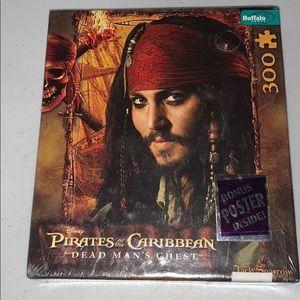 Disney Pirates of The Caribbean Puzzle